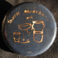 Badge Tournée Générale