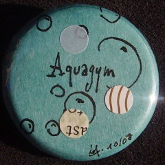 Badge Aquagym