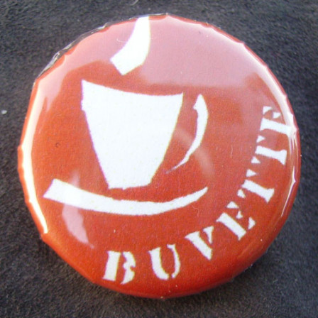 Badge Buvette