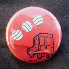 Badge En Voiture !