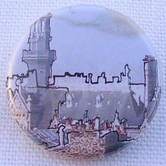 Badge Toîts de Paris