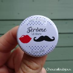 Kit mariage - Photobooth - Bouche & Moustache