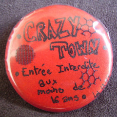 Badge Crazy Town