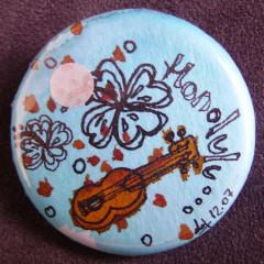 Badge Honolulu