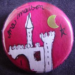 Badge Princesse Ma Maison !
