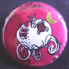 Badge Princesse Mon Carosse !