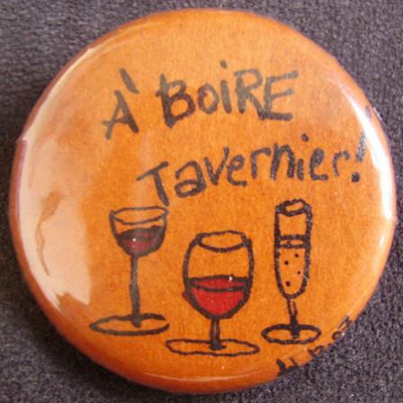 Badge A boire Tavernier ! 1.0