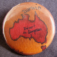 Badge Australie