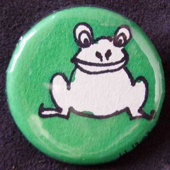Badge Grenouille 2.0