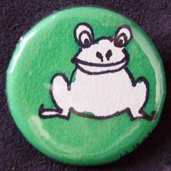 Badge Grenouille 2.0