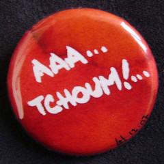 Badge Atchoum