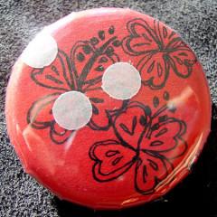 Badge Fleurs de Thaiti