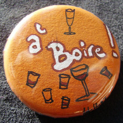 Badge A Boire !