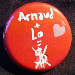 Badge Arno+Lo...