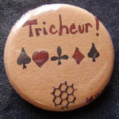 Badge-Tricheur !