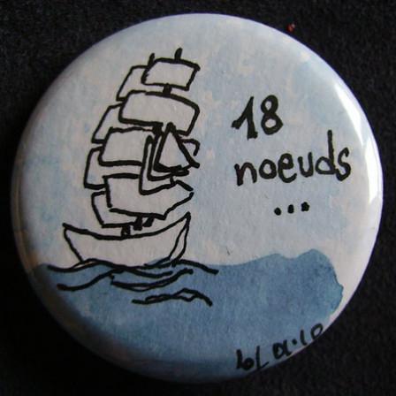 Badge-18 Noeuds