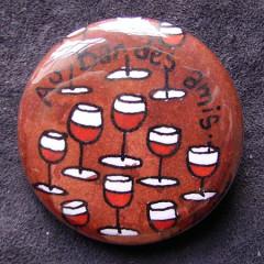 Badge Au Bar des Amis