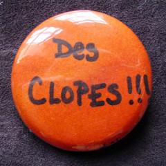 Badge Des Clopes !!