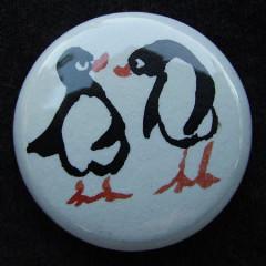 Badge- Dispute de pingouins