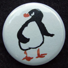 Badge Grand pingouin