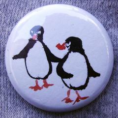Badge Promenade de Pingouin