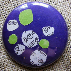 Badge-Tamoul sur Indigo