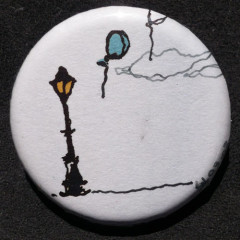 Badge Candélabre