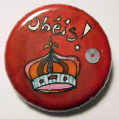 Badge-Obéis !