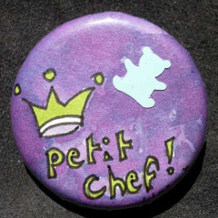 Badge-Petit Chef !