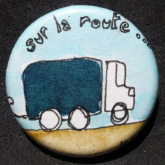 Badge Sur la route