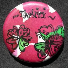 Badge île Thaiti