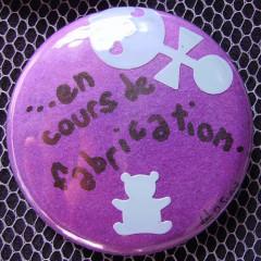 Badge En Cours de Fabrication