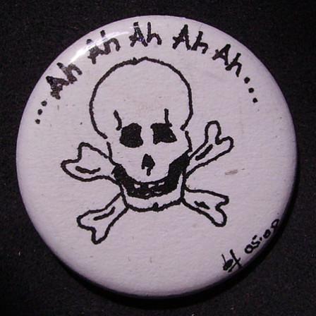 Badge Ah Ah Ah