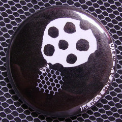 Badge Ballon Noir 1.0