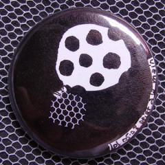 Badge Ballon Noir 1.0