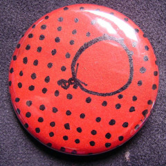 Badge-Ballon Rouge 2.0