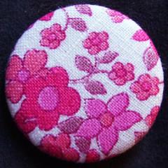 Badge Fleurs de Motif