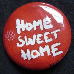 Badge Home Sweet Home