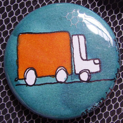 Badge Les Ptits Camions 6.0