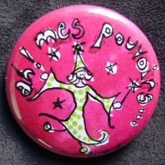 Badge Fée Mes Pouvoirs...