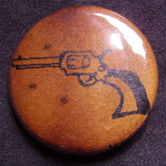 Badge Pistolet Six Coups 1.0