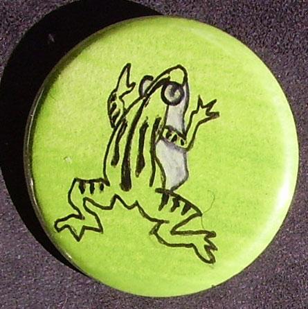 Badge Grenouille 3.0