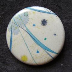 Badge Blanche Citron