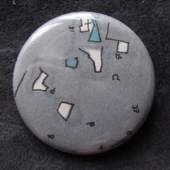 Badge Carto Acier