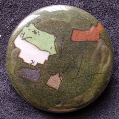 Badge Carto Olive