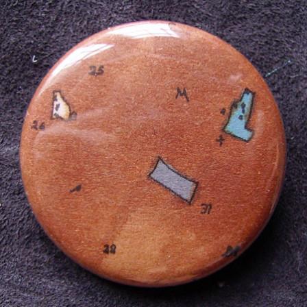 Badge Carto Roux