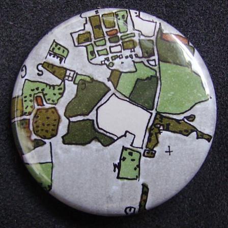 Badge Carto Puzzle