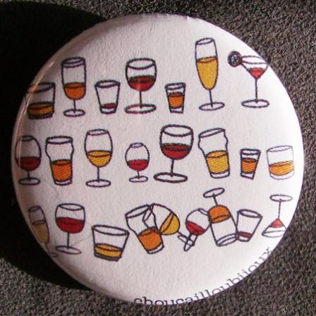 Badge Taverne - Bonant Malant...
