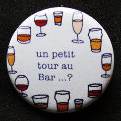 Badge Taverne - Un petit tour au bar