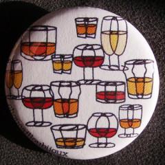 Badge Taverne - Voir Double...